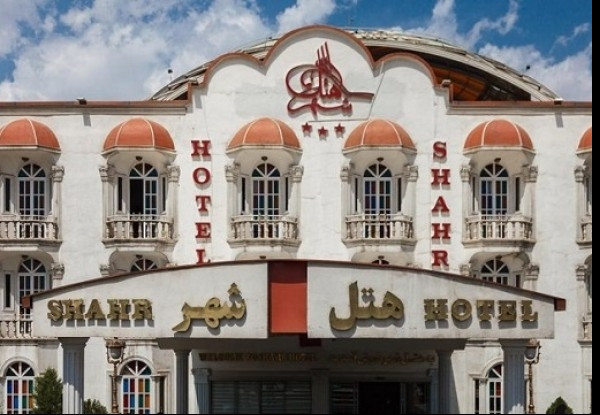 هتل شهر