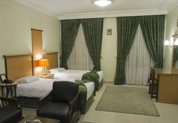 هتل رزیدانس رودکی