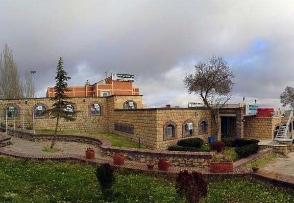 هتل-غار-علیصدر