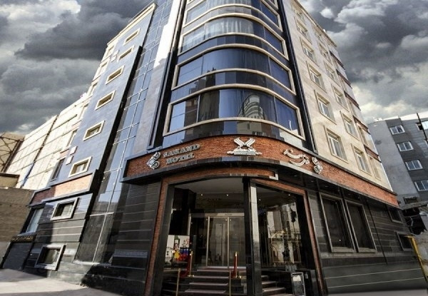 هتل سهند 1
