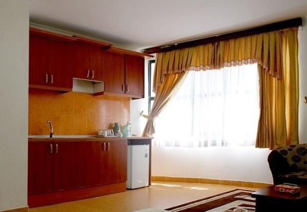 هتل آپارتمان آلما